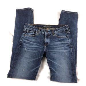Big Star Kate Straight Leg Jeans Sz 26